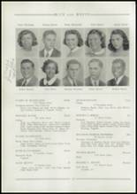 1942 Hope High School Yearbook Page 24 & 25