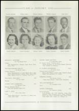 1942 Hope High School Yearbook Page 26 & 27