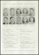 1942 Hope High School Yearbook Page 28 & 29