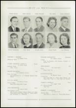 1942 Hope High School Yearbook Page 30 & 31
