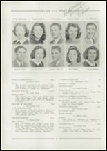 1942 Hope High School Yearbook Page 34 & 35
