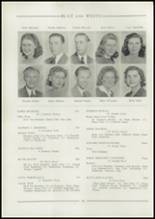 1942 Hope High School Yearbook Page 36 & 37