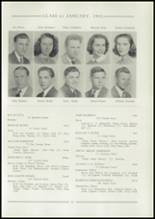 1942 Hope High School Yearbook Page 38 & 39