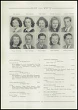 1942 Hope High School Yearbook Page 40 & 41