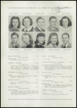 1942 Hope High School Yearbook Page 42 & 43