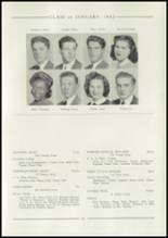 1942 Hope High School Yearbook Page 44 & 45