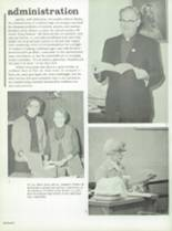 1975 Rockhurst High School Yearbook Page 44 & 45