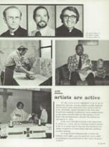 1975 Rockhurst High School Yearbook Page 48 & 49