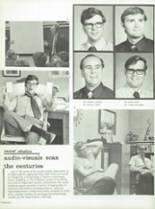 1975 Rockhurst High School Yearbook Page 56 & 57