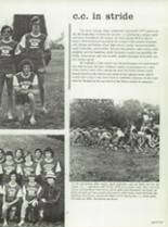 1975 Rockhurst High School Yearbook Page 108 & 109