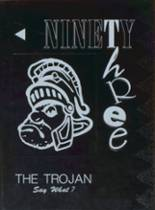1993 Yearbook Monticello High School