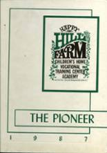 1987 Yearbook Happy Hill Farm Academy