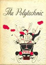 1956 Yearbook Polytechnic High School