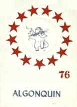 1976 Yearbook Algonac High School