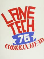 1976 Yearbook Lane Technical High School