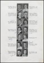 1942 Arlington High School Yearbook Page 14 & 15