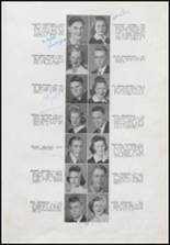 1942 Arlington High School Yearbook Page 16 & 17