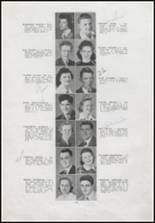 1942 Arlington High School Yearbook Page 18 & 19