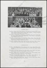 1942 Arlington High School Yearbook Page 28 & 29