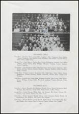 1942 Arlington High School Yearbook Page 32 & 33