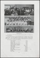 1942 Arlington High School Yearbook Page 40 & 41