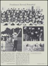 1981 Charlotte High School Yearbook Page 28 & 29