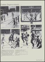 1981 Charlotte High School Yearbook Page 32 & 33