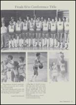 1981 Charlotte High School Yearbook Page 34 & 35