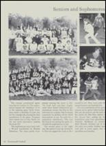 1981 Charlotte High School Yearbook Page 38 & 39