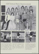 1981 Charlotte High School Yearbook Page 42 & 43