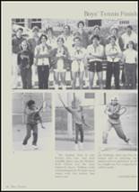 1981 Charlotte High School Yearbook Page 44 & 45