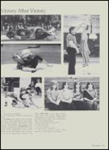 1981 Charlotte High School Yearbook Page 46 & 47