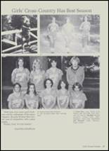 1981 Charlotte High School Yearbook Page 48 & 49