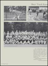 1981 Charlotte High School Yearbook Page 50 & 51