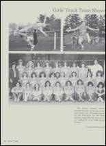 1981 Charlotte High School Yearbook Page 52 & 53
