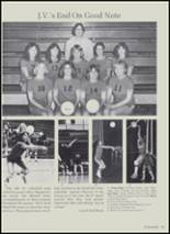 1981 Charlotte High School Yearbook Page 58 & 59
