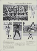 1981 Charlotte High School Yearbook Page 60 & 61