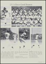 1981 Charlotte High School Yearbook Page 62 & 63