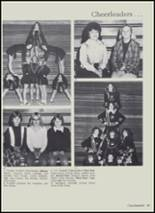1981 Charlotte High School Yearbook Page 64 & 65