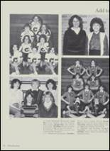 1981 Charlotte High School Yearbook Page 66 & 67