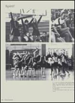 1981 Charlotte High School Yearbook Page 68 & 69