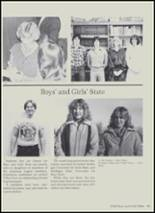 1981 Charlotte High School Yearbook Page 72 & 73