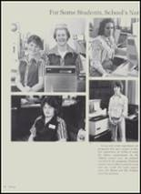 1981 Charlotte High School Yearbook Page 74 & 75