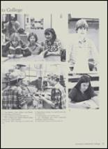 1981 Charlotte High School Yearbook Page 76 & 77