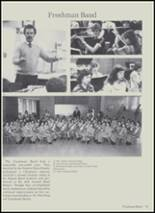 1981 Charlotte High School Yearbook Page 78 & 79