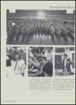 1981 Charlotte High School Yearbook Page 80 & 81