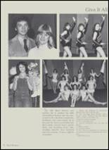 1981 Charlotte High School Yearbook Page 82 & 83