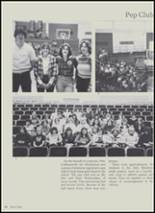 1981 Charlotte High School Yearbook Page 84 & 85