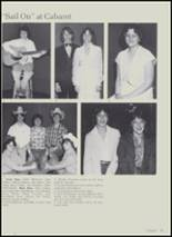 1981 Charlotte High School Yearbook Page 86 & 87