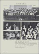 1981 Charlotte High School Yearbook Page 88 & 89